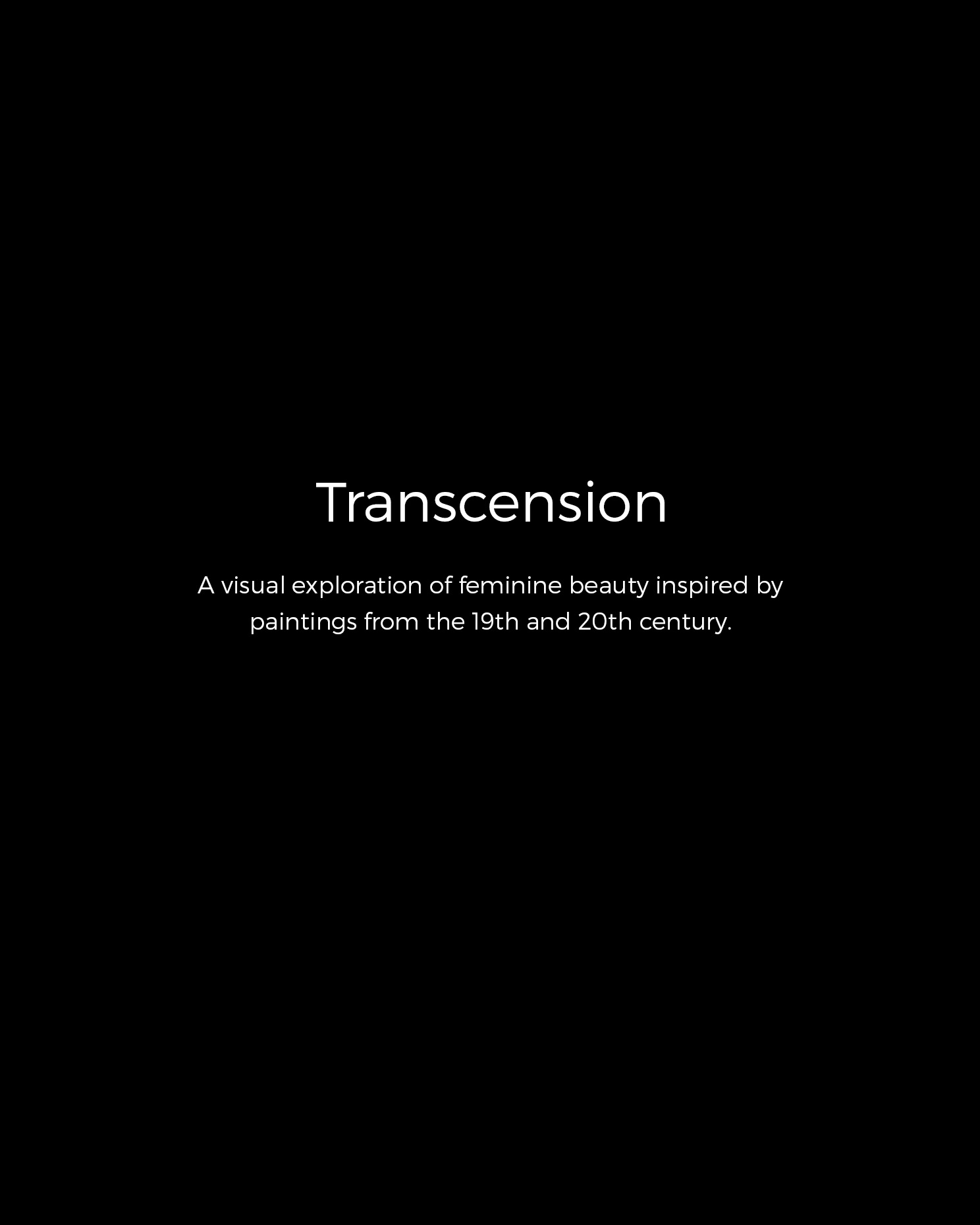 Transcension_Portrait_Series_Description